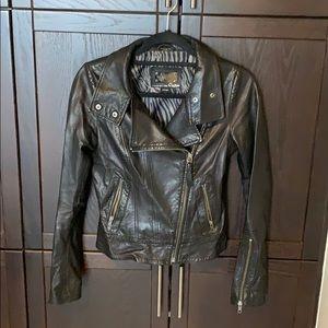 Mackage Kenya Leather Jacket